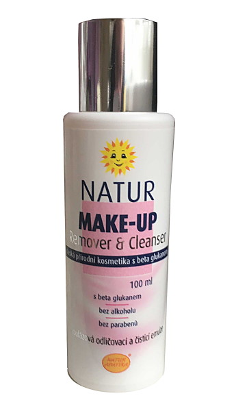 Natur Make Up remover 100ml