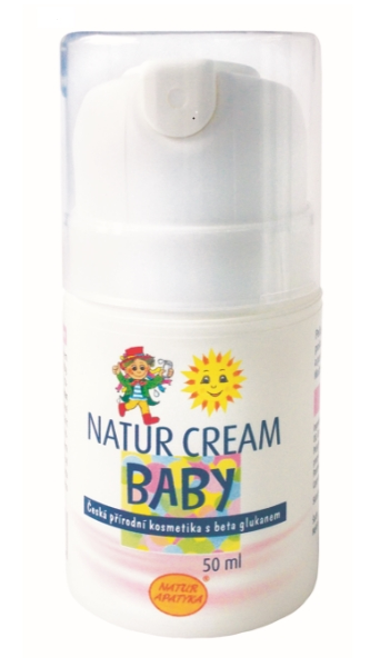NATUR BABY CREAM 50ml