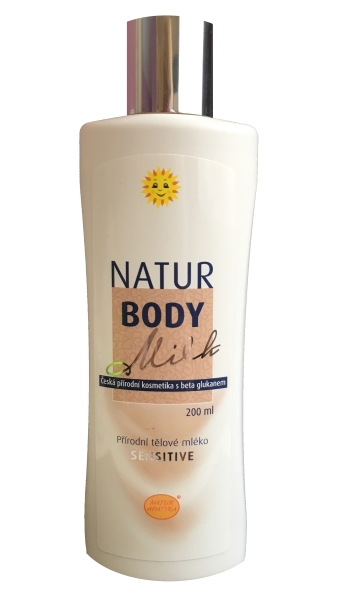 NATUR BODY MILK 200ml